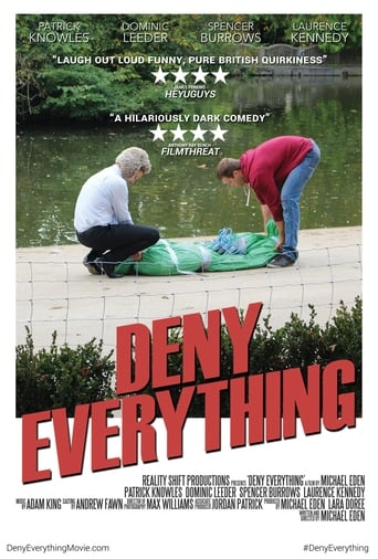 Poster of Deny Everything