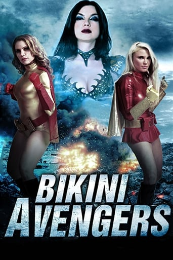 Poster of Bikini Avengers