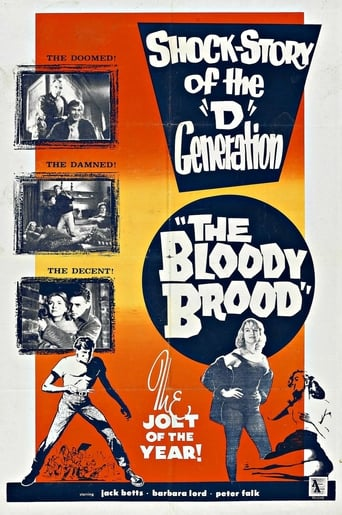 Poster of The Bloody Brood