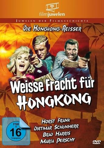 Poster of Weiße Fracht für Hongkong