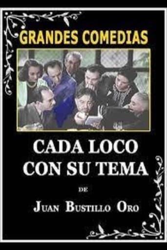 Poster of Cada loco con su tema