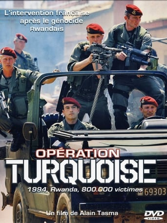 Poster of Opération Turquoise