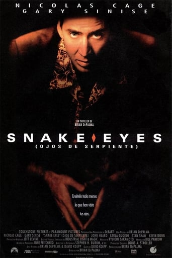 Poster of Snake Eyes (Ojos de serpiente)