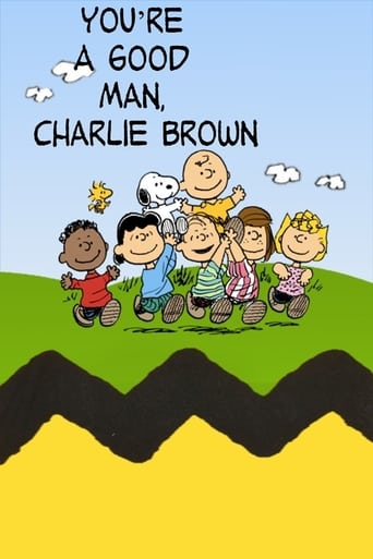 Poster of You're a Good Man, Charlie Brown