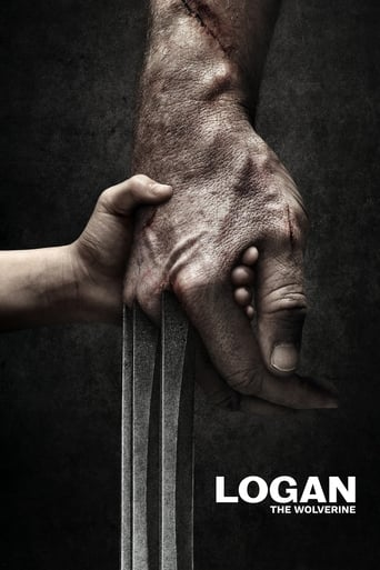 Poster of Logan - The Wolverine