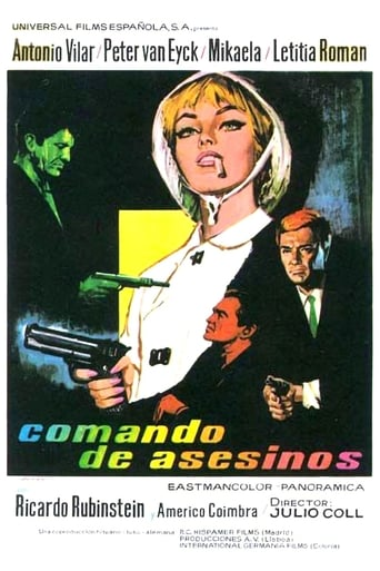 Poster of High Season for Spies