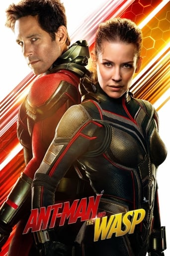 Poster of Ant-Man and the Wasp