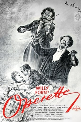 Poster of Operette