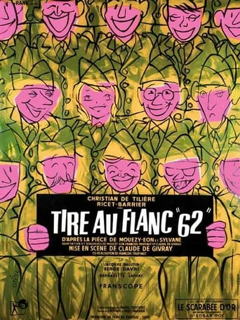 Poster of Tire-au-flanc 62