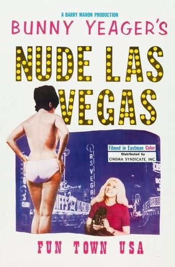 Poster of Bunny Yeager's Nude Las Vegas
