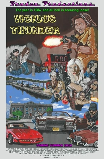 Poster of Vicious Thunder