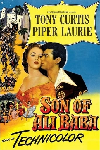 Poster of Son of Ali Baba