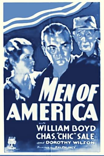 Poster of Men Of America