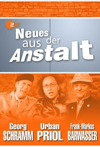 Poster of Neues aus der Anstalt