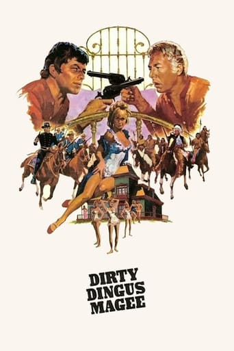 Poster of Dirty Dingus Magee