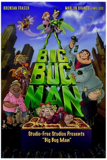Poster of Big Bug Man