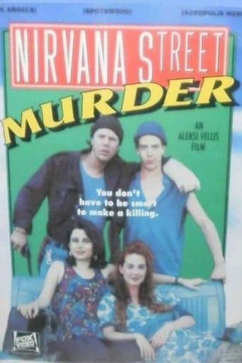 Poster of Nirvana Street Murder