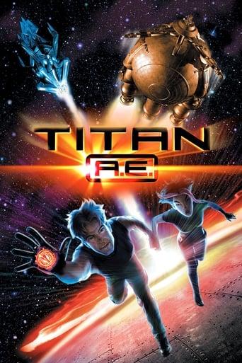Poster of Titan A.E.