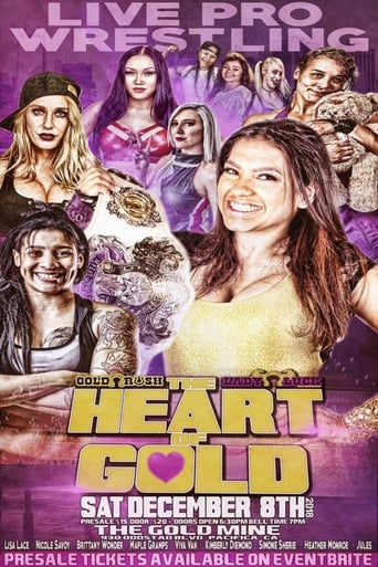 Poster of GRPW The Heart Of Gold