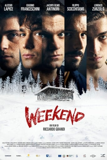Poster of Weekend