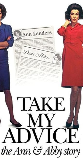Poster of Take My Advice:  The Ann and Abby Story