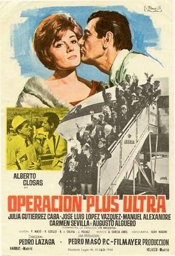 Poster of Operación Plus Ultra