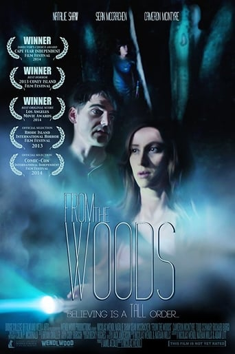 Poster of From The Woods