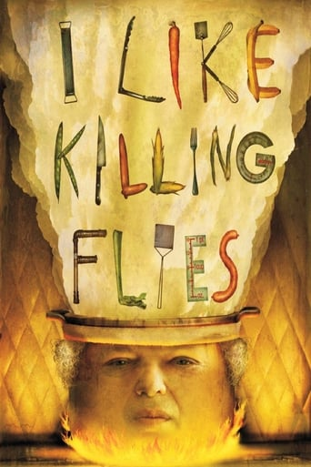 Poster of I Like Killing Flies