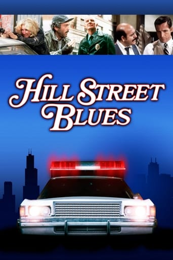 Poster of Hill Street Blues
