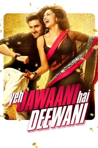 Poster of Yeh Jawaani Hai Deewani