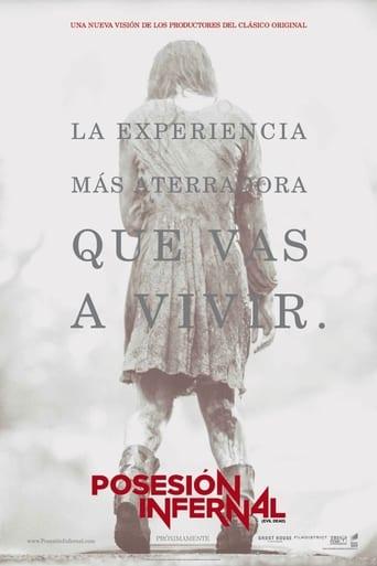 Poster of Posesión infernal
