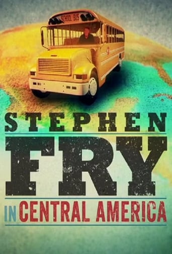 Poster of Stephen Fry in Central America