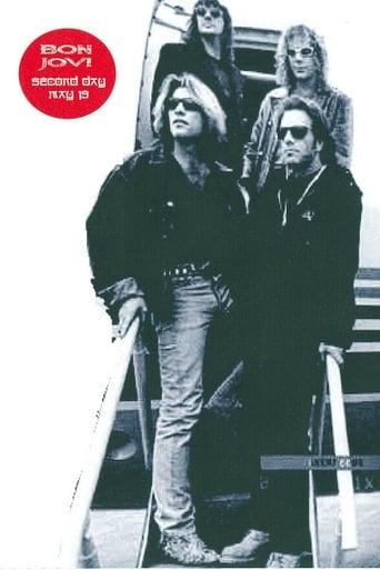 Poster of Bon Jovi - Second Day in Yokohama
