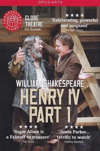 Poster of Henry IV Part 1: Shakespeare's Globe Theatre