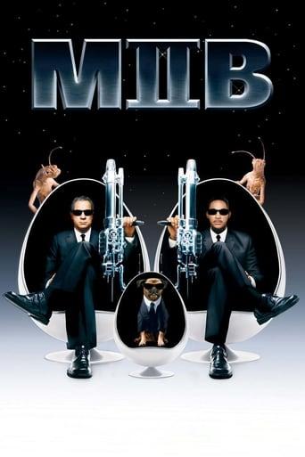 Poster of Men in Black II