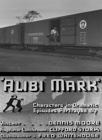 Poster of Alibi Mark