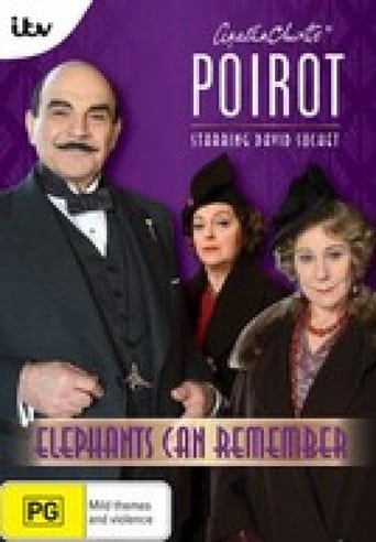 Poster of Elephants Can Remember