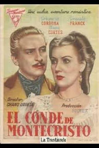 Poster of El conde de Montecristo