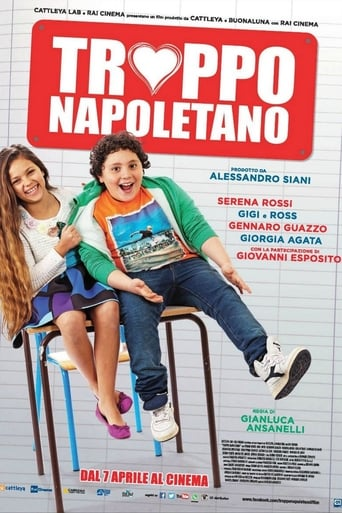 Poster of Too Neapolitan