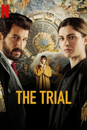 Poster of The Trial