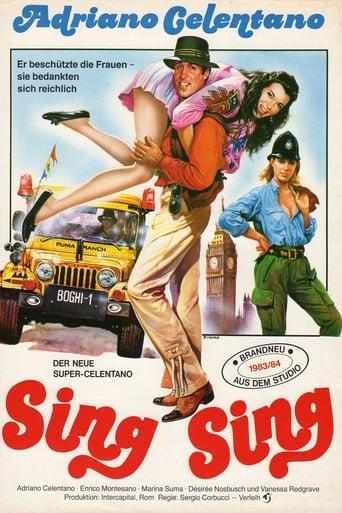 Poster of Sing Sing