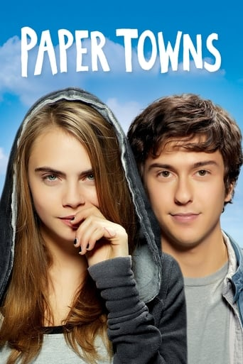 Poster of Paper Towns