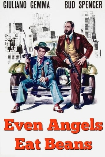 Poster of Even Angels Eat Beans
