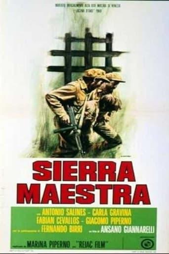 Poster of Sierra Maestra