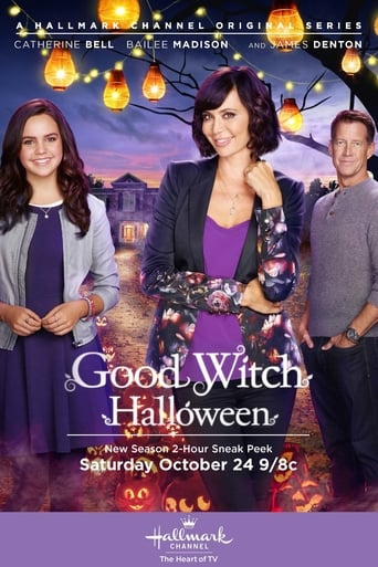 Poster of Good Witch Halloween