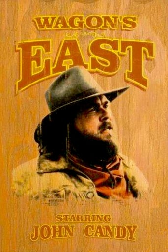 Poster of Wagons East!