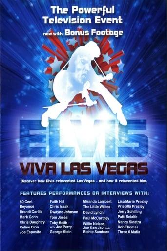 Poster of Elvis: Viva Las Vegas