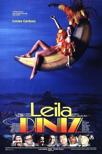 Poster of Leila Diniz