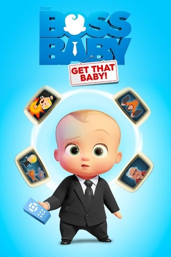 Poster of The Boss Baby: Get That Baby!