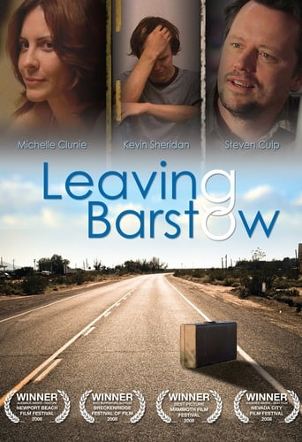 Poster of Leaving Barstow